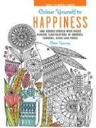Colour Yourself to Happiness - Clare Youngs